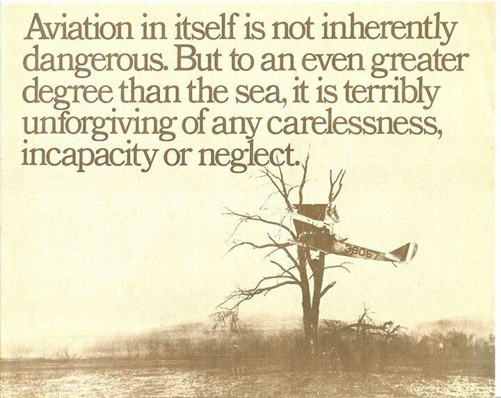 Aviation...So True.