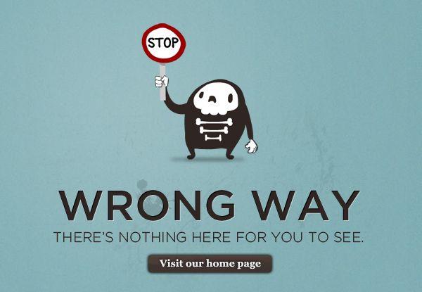 404 page of Rothco