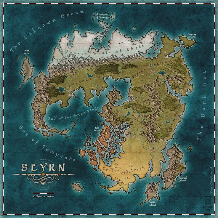 Slyrn by MaximePLASSE on deviantART