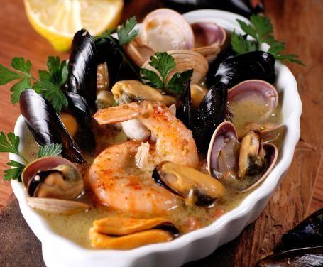 Zuppa di pesce Bimby