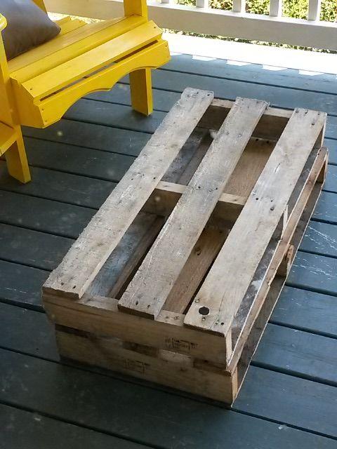 how to build a muskoka chair