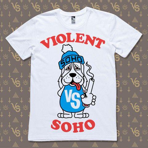 Slushed Puppy (T-Shirt)