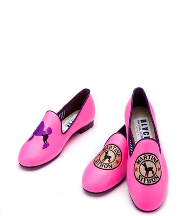 BLACK Martine SITBON, Lonely shoes synthetic pink