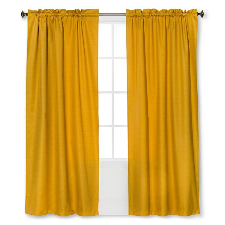 The Eclipse Braxton Thermaback Window Panels drape beautifully and block light effectively in a perfect combination of pretty and practical. These insulated curtains come in Black, Blue, Gray, Khaki or Tan so you'll have no problem finding a color to match your existing decor. The thick material, classic weave and high quality make these a great choice for any window. Whether you want to darken a room, ensure privacy or simply add a touch of decoration to your home, you're sur...