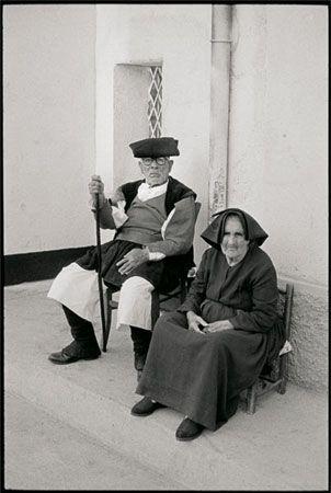 Sardinia in the 60s - Henri Cartier Bresson for Sardinia