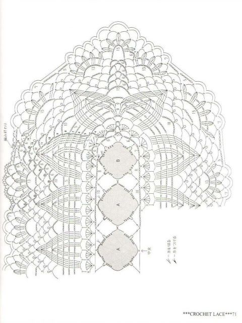 1375 best images about doilies  u0026 other thread crochet on
