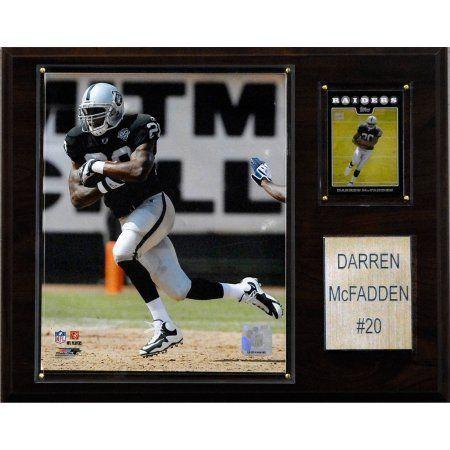 C Collectables NFL 12x15 Darren McFadden Oakland Raiders Player Plaque