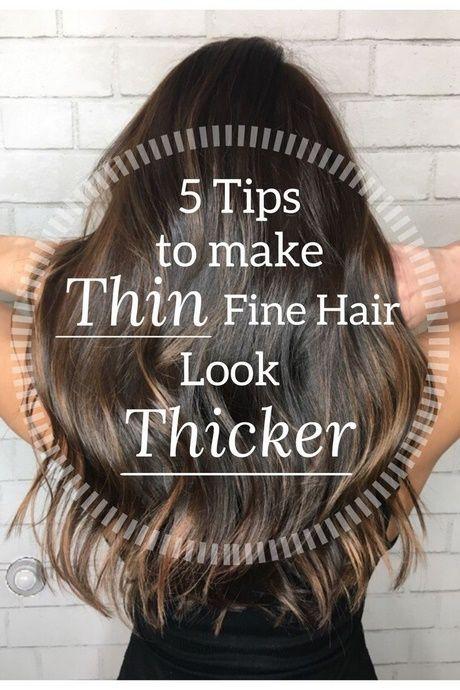 Haarhochsteckfrisuren für feines Haar