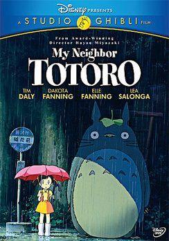 elle fanning my neighbor totoro movie photos | My Neighbor Totoro - Buy Cheap DVDs at HotMovieSale.com