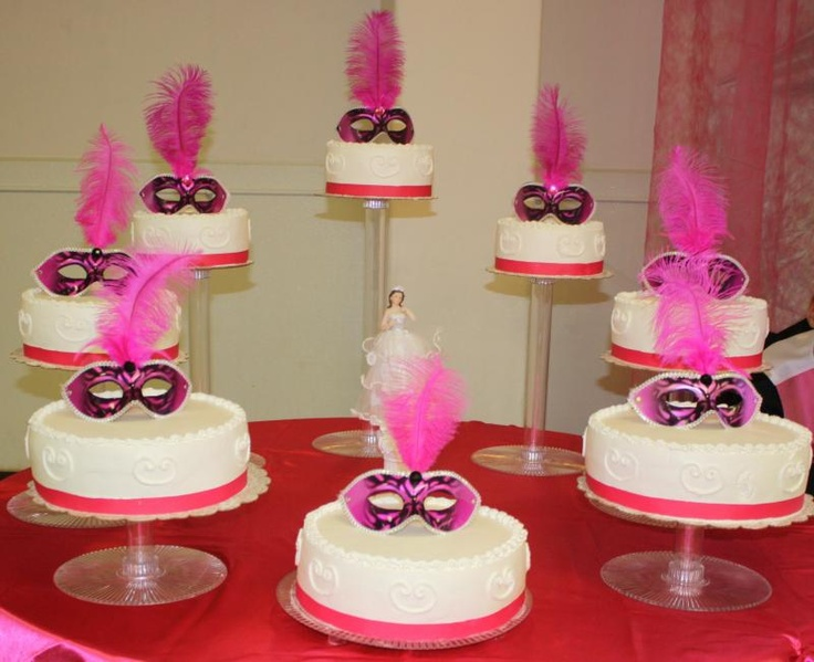 Cupcake Decorating Ideas For Church : 123 best CAKES & CUPCAKE STANDS images on Pinterest