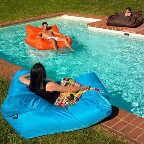Fauteuil flottant Pool-Poof #bouée #bouées #flottante #gonflable #piscine #fun #desjoyaux #laboutiquedesjoyaux #détente #pool #float #summer #été #pools