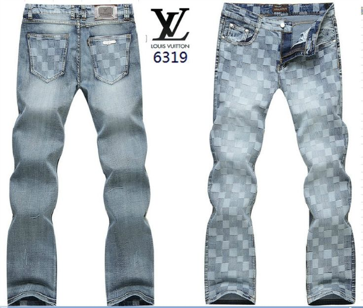 Louis Vuitton men jeans-LV7873M