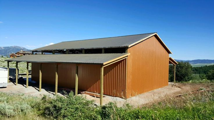 Best Metal Roofing Siding Pole Barn Barn House 400 x 300