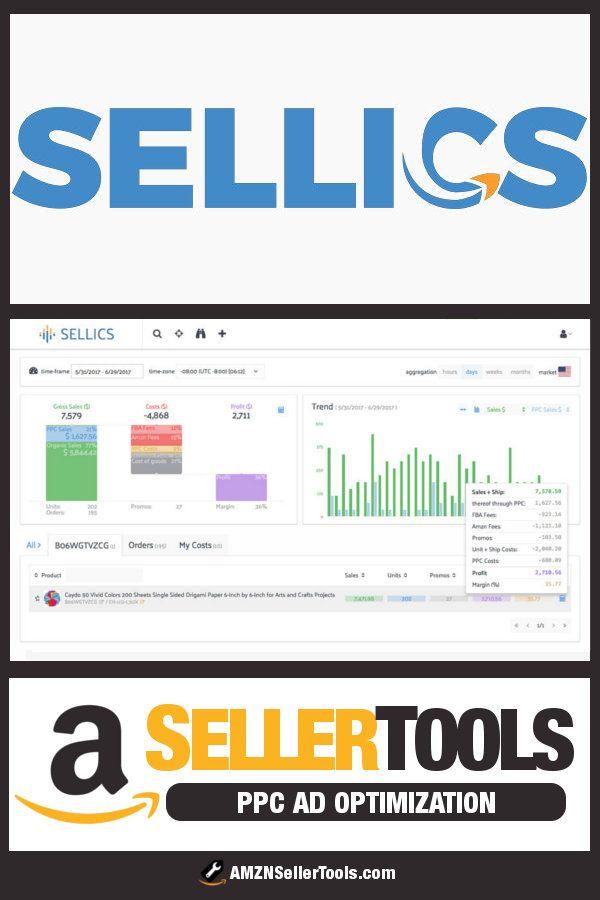 Pin By Amazon Seller Tools On Amazon Seller Ppc Optimization Fba