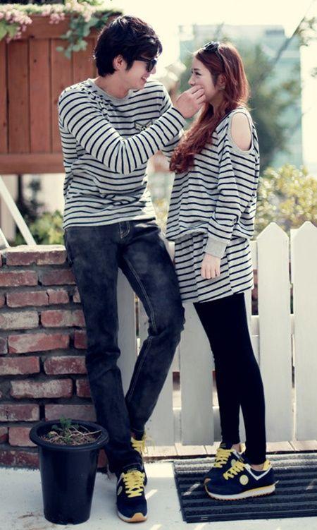 i wanna do couple outfits one day