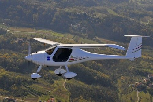 Pipistrel USA, Sinus, Virus, Taurus, Apis LSA Aircraft Motorgliders Gliders - Virus SW general information overview