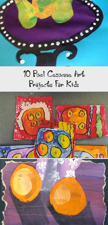 10 Paul Cezanne Art Projects For Kids ART Art