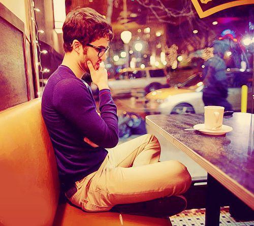 Darren Criss :): Bossa Nova, Favorite Men, Criss 3, Darrencriss, Boys, Darren Criss3, Coffee Shop, Attraction Guys, Criss Glee