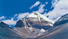 At 22,000 feet Mount Kailash is one of the world's most venerated, but also least visited sacred sites. The few thousand pilgrims each year who do make the trek include Hindus, who believe Kailash to be the home of Shiva.