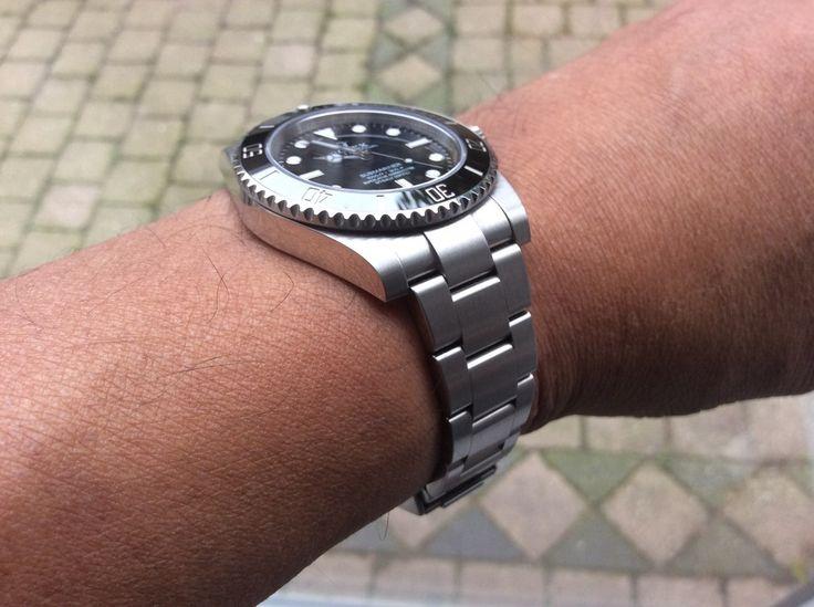Review: Rolex Submariner No Date C - Algemene Horlogepraat - Horlogeforum.nl - het forum voor liefhebbers van horloges
