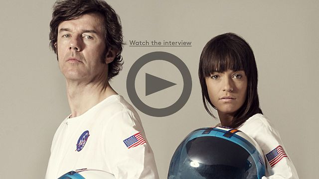 This interview for http://TheCreativeInfluence.net gives a look into the work process of renowned designers Stefan Sagmeister & Jessica Walsh.