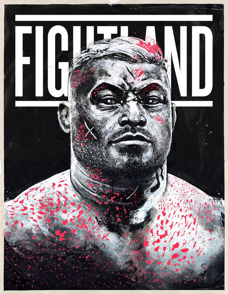 The Super Samoan Goes on a Stipe Hunt | FIGHTLAND