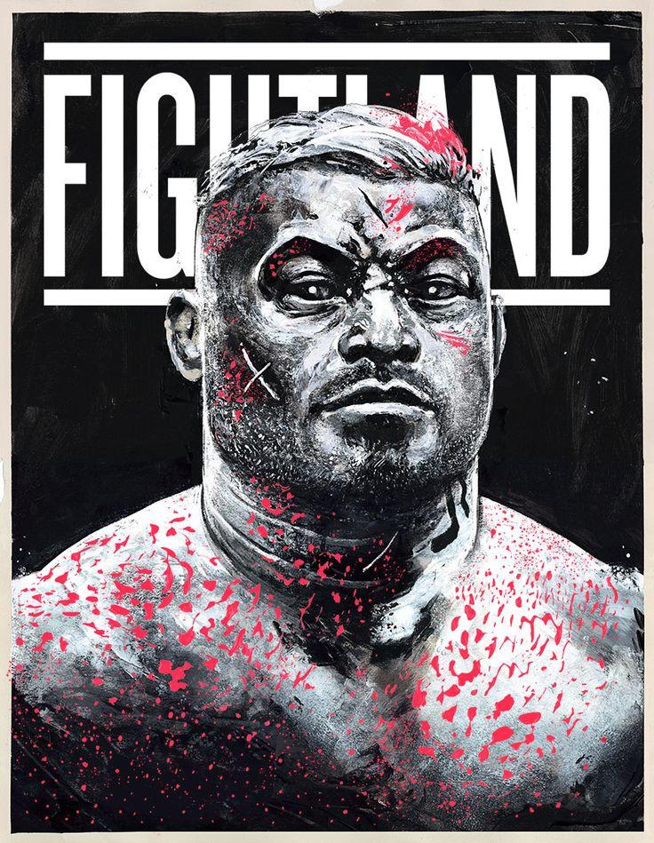 The Super Samoan Goes on a Stipe Hunt   FIGHTLAND