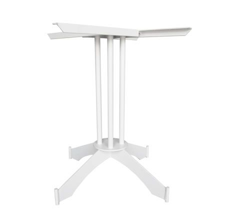 Contemporary Restaurant Table Base Only