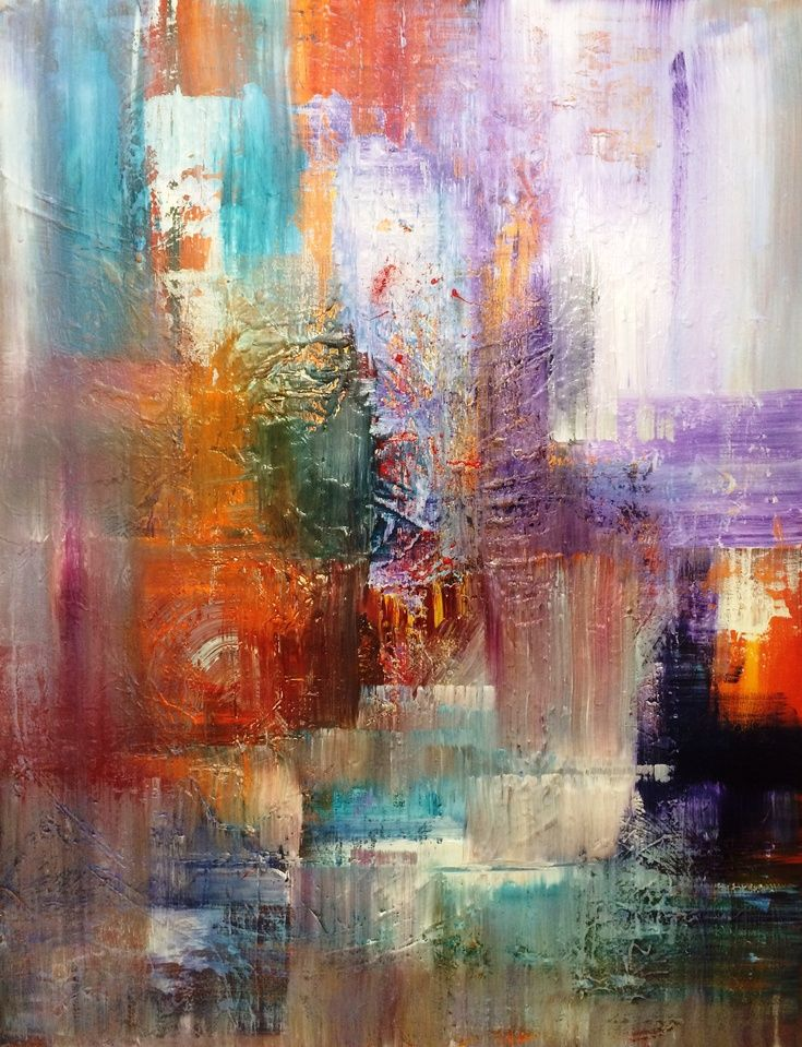 Best 20 abstract acrylic paintings ideas on pinterest for Abstract painting in acrylic