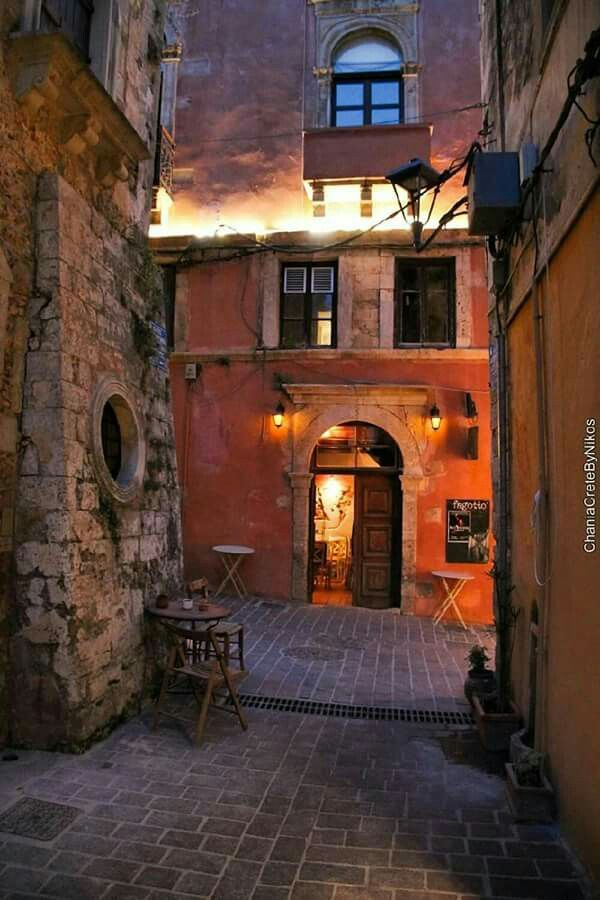 Chania - Crete, Greece