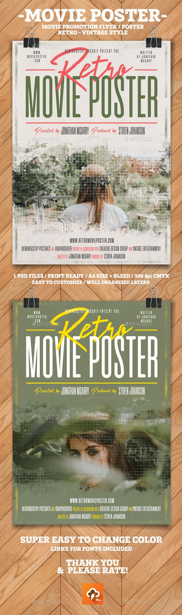 Best 25 movie poster template ideas on pinterest design for Grindhouse poster template