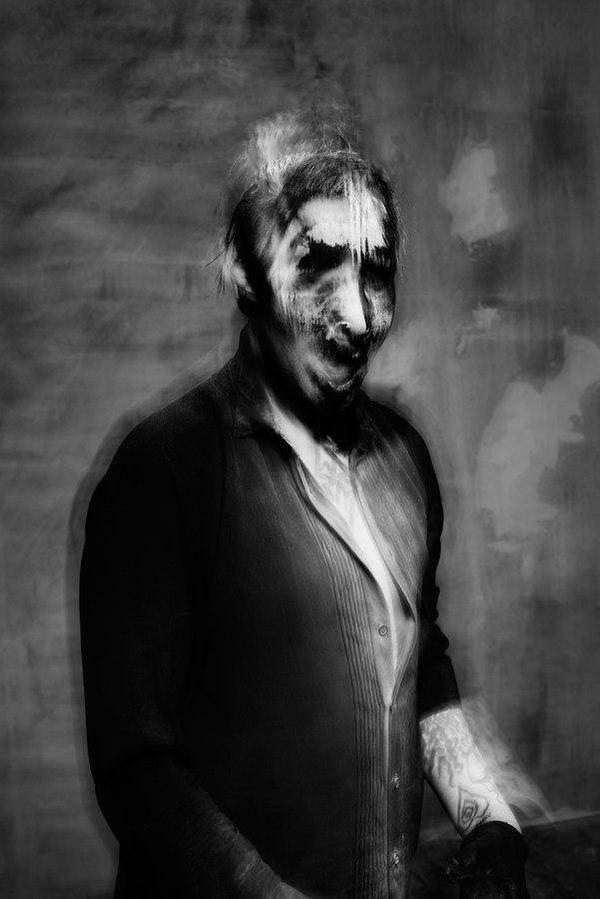 marilyn manson the pale emperor album artwork photography by nicholas alan cope - Marilyn Manson This Is Halloween Album