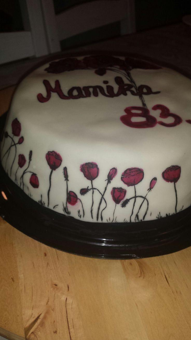 Nagyon csokis torta :)