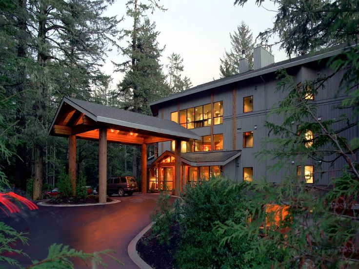Wickaninnish Inn, Vancouver Island - Top 10 Resorts in Canada