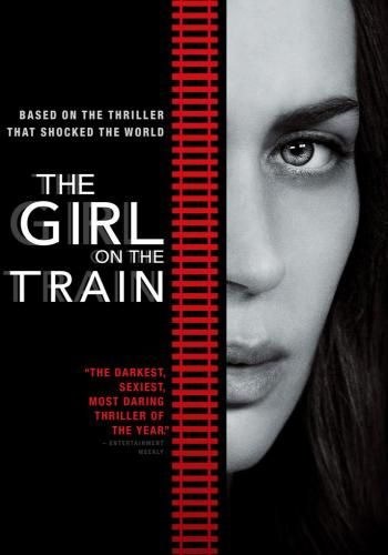 The Girl On The Train for Rent, & Other New Releases on DVD at Redbox