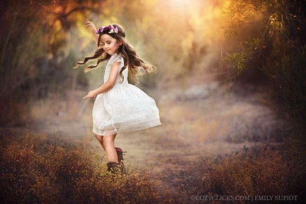 Phoenix Children's Photographer: Dancin' in the Moonlight - Cozy ...