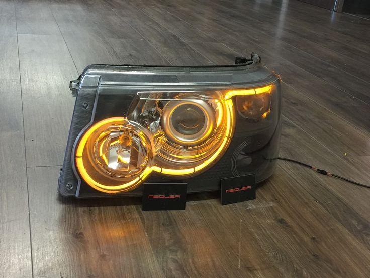 MEDUZA Ltd - Range Rover Sport 2005-2009 LED Lighting to 2015 Style, £595.00 (http://www.meduza.co.uk/range-rover-sport-2005-2009-led-lighting-to-2015-style/)