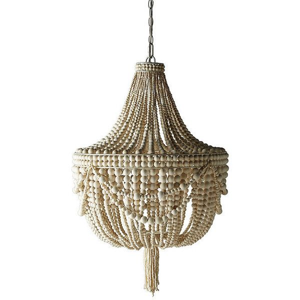 Moira beaded chandelier 649 liked on polyvore featuring home moira beaded chandelier 649 liked on polyvore featuring home lighting ceiling mozeypictures Images