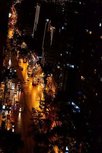 Avenida 19. Bogotá. Colombia.