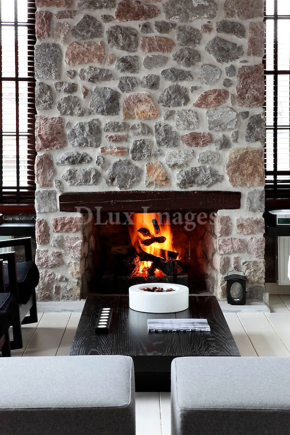 stone fireplace fireplace hearthgreek house interior stylinghome interior
