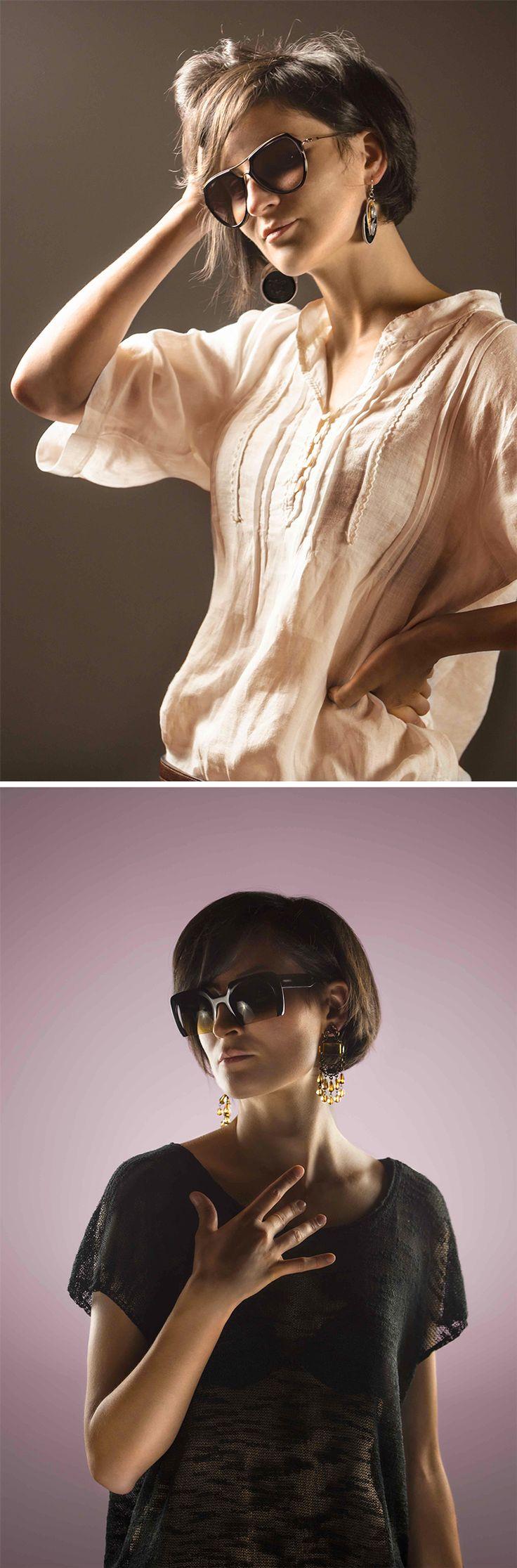 Shooting Ottici De Vidal | www.ofmagnet.com #photo #shooting #glasses #sunglasses #people #lookbook #fashion #girl #branding