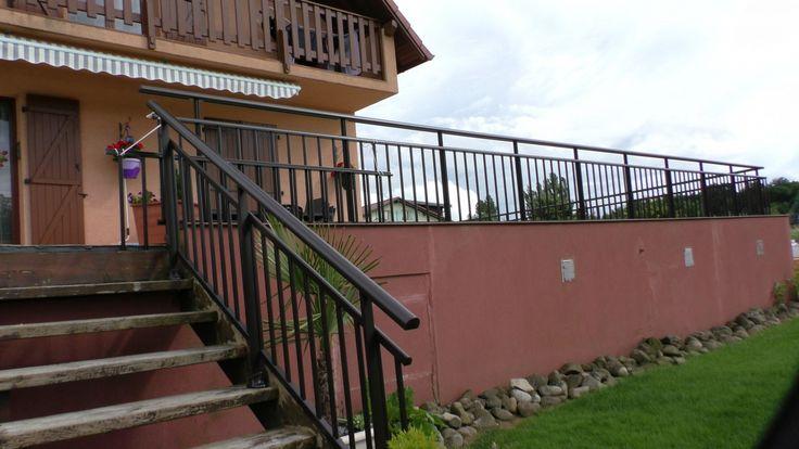les 38 meilleures images du tableau garde corps sur pinterest escaliers id es escalier et combles. Black Bedroom Furniture Sets. Home Design Ideas