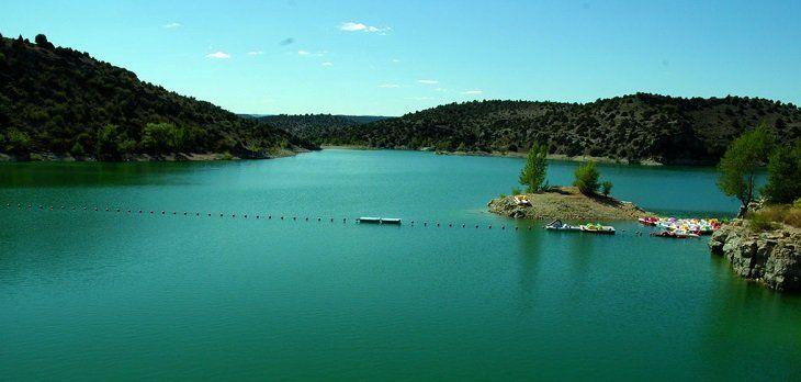 Camino Natural Del Río Guadalaviar San Blas Teruel Rutas De Senderismo Ruta De Senderismo Rutas