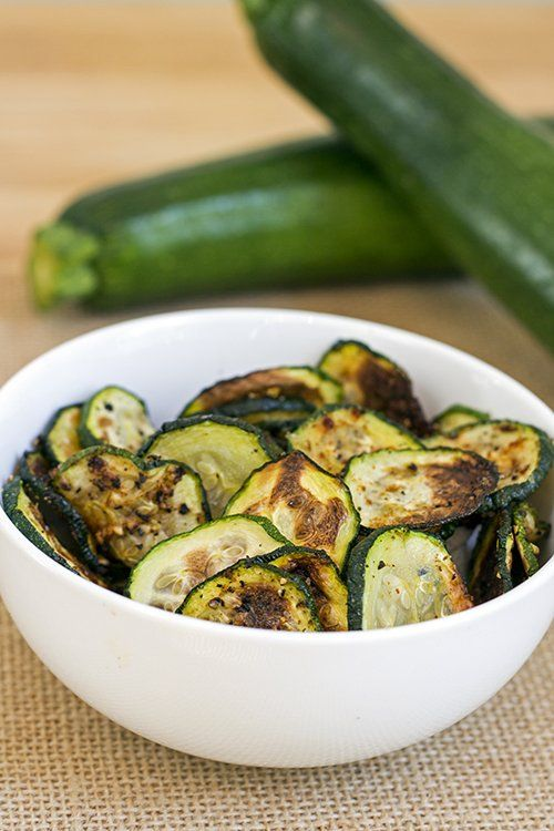 Skinny Baked Zucchini Chips   Skinny Mom   Where Moms Get the Skinny on Healthy Living