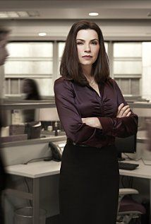 ...best show on TV in 2012...The Good Wife...