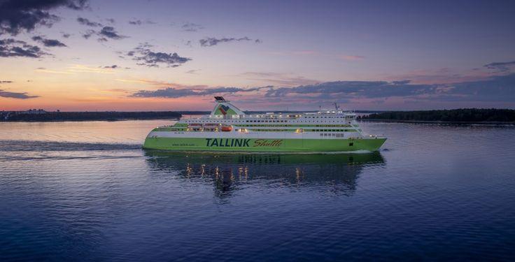 Star - von Tallinn nach Helsinki