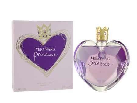 Vera Wang Princess by Vera Wang for Women - 3.4 Ounce EDT Spray: Beauty