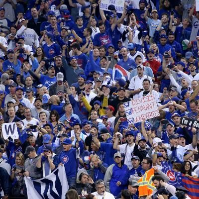 Sports: Watch Chicago Get the World Series Parade Its Waited 108 Years For