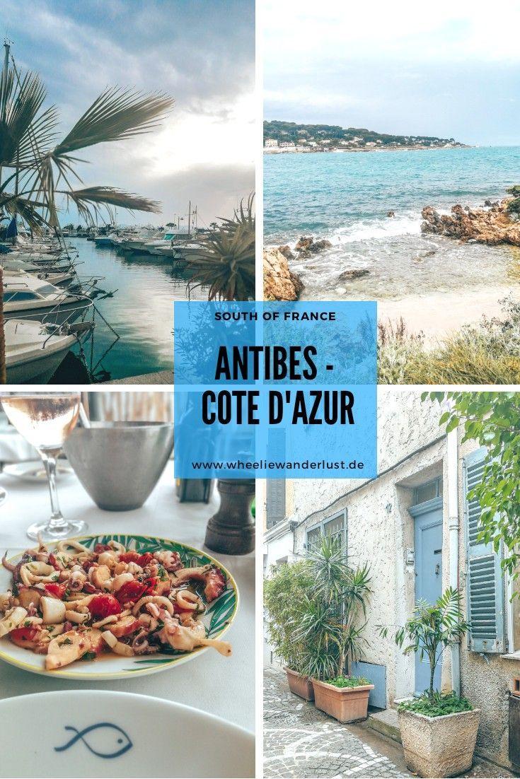 Antibes Urlaub An Der Cote D Azur Antibes Urlaub Frankreich Strand