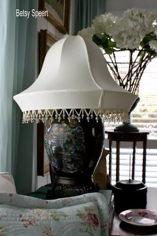 538 best images about antique lamp shades on pinterest - Creative lamp shades ...